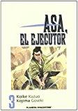 Portada de ASA, EL EJECUTOR Nº 3
