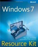 Portada de WINDOWS 7 RESOURCE KIT BOOK/CD PACKAGE