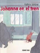 Portada de JOHANNA EN EL TREN
