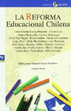 Portada de LA REFORMA EDUCACIONAL CHILENA