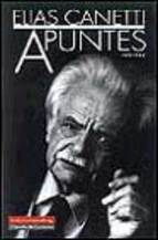 Portada de APUNTES (1973-1984)