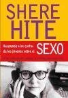 Portada de SHERE HITE RESPONDE A LAS CARTAS DE LOS JOVENES SOBRE SEXO