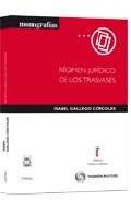 Portada de REGIMEN JURIDICO DE LOS TRASVASES