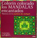 Portada de COLORIN COLORADO, LOS MANDALAS ENCANTADOS: MANDALAS DE LOS CUENTOS DE SIEMPRE
