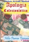 Portada de APOLOGIA COLECIONÍSTICA