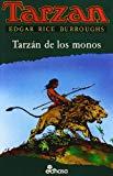 Portada de TARZAN DE LOS MONOS