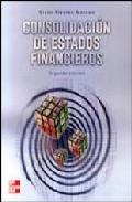 Portada de CONSOLIDACION DE ESTADOS FINANCIEROS