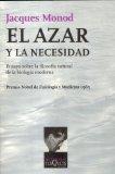 Portada de EL AZAR Y LA NECESIDAD