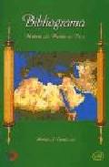 Portada de BIBLIOGRAMA HISTORIA DEL PUEBLO DE DIOS