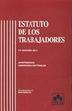 Portada de ESTATUTO DE LOS TRABAJADORES: COMENTADO Y CON JURISPRUDENCIA (11ªED.)
