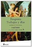 Portada de TEOGONIA: TRABAJOS Y DIAS
