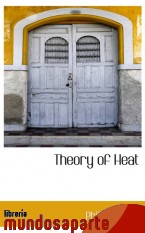 Portada de THEORY OF HEAT