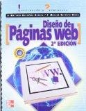 Portada de DISEÑO DE PAGINAS WEB: INICIACION Y REFERENCIA
