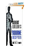 Portada de ROBERT LUDLUM S THE BOURNE DECEPTION