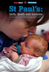 Portada de ST. PAUL'S: BIRTH, DEATH AND MIRACLES