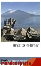 Portada de HINTS TO RIFLEMEN