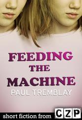 Portada de FEEDING THE MACHINE