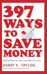 Portada de 397 WAYS TO SAVE MONEY