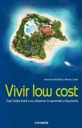 Portada de VIVIR LOW COST (EBOOK)