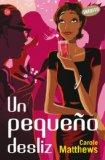 Portada de UN PEQUEÑO DESLIZ (EBOOK)