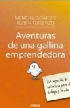 Portada de AVENTURAS DE UNA GALLINA EMPRENDEDORA
