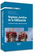 Portada de REGIMEN JURIDICO EDIFICACION LEY ORDENACION EDIFICACION
