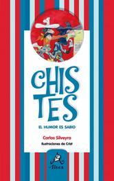 Portada de CHISTES, EL HUMOR ES SABIO (EBOOK)