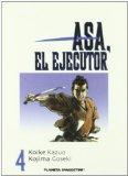 Portada de ASA, EL EJECUTOR Nº 4