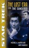 Portada de THE LOST ERA: THE SUNDERED (STAR TREK)