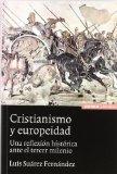 Portada de CRISTIANISMO Y EUROPEIDAD: UNA REFLEXION HISTORICA ANTE EL TERCERMILENIO