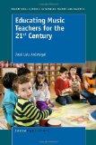 Portada de EDUCATING MUSIC TEACHERS FOR THE 21ST CENTURY