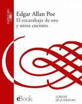 Portada de EL ESCARABAJO DE ORO Y OTROS CUENTOS (EBOOK)