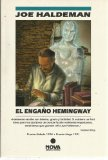 Portada de EL ENGAÑO HEMINGWAY