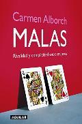 Portada de MALAS: RIVALIDAD Y COMPLICIDAD ENTRE MUJERES    (EBOOK)