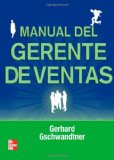 Portada de MANUAL DEL GERENTE DE VENTAS