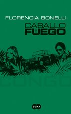 Portada de CABALLO DE FUEGO-CONGO (EBOOK)