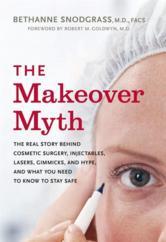 Portada de THE MAKEOVER MYTH