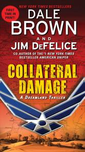 Portada de COLLATERAL DAMAGE: A DREAMLAND THRILLER
