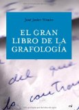Portada de EL GRAN LIBRO DE LA GRAFOLOGIA
