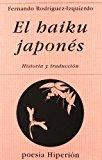 Portada de EL HAIKU JAPONES: HISTORIA Y TRADUCCION