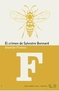 Portada de EL CRIMEN DE SYLVESTRE BONNARD