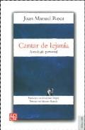 Portada de CANTAR DE LEJANIA: ANTOLOGIA PERSONAL