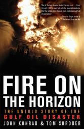 Portada de FIRE ON THE HORIZON