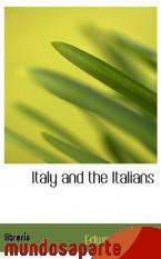 Portada de ITALY AND THE ITALIANS