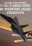 Portada de F-15C/E EAGLE UNITS IN OPERATION IRAQI FREEDOM