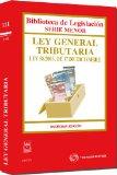 Portada de LEY GENERAL TRIBUTARIA. LEY 58/2003, DE 17 DE DICIEMBRE