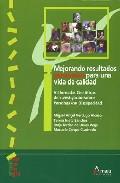 Portada de MEJORANDO RESULTADOS PERSONALES PARA UNA VIDA DE CALIDAD