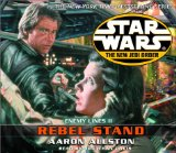 Portada de STAR WARS: THE NEW JEDI ORDER - ENEMY LINES II - REBEL STAND