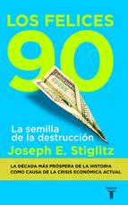 Portada de LOS FELICES 90 (EBOOK)