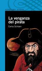 Portada de LA VENGANZA DEL PIRATA (EBOOK)